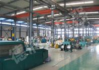 青海s11油浸式变压器生产线